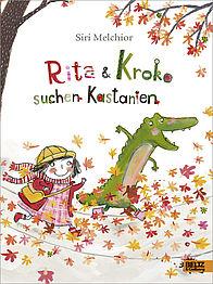 Rita & Kroko suchen Kastanien